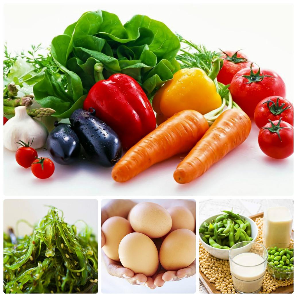 Bổ sung ngay các loại thực phẩm giúp tăng vòng 1 hiệu quả