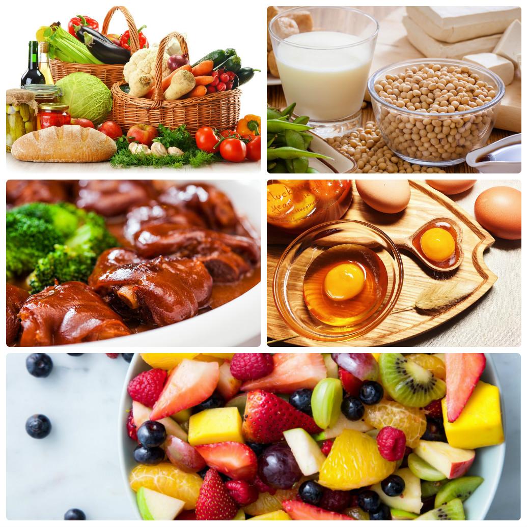 Bổ sung ngay các thực phẩm cho vòng 1 nảy nở tự nhiên