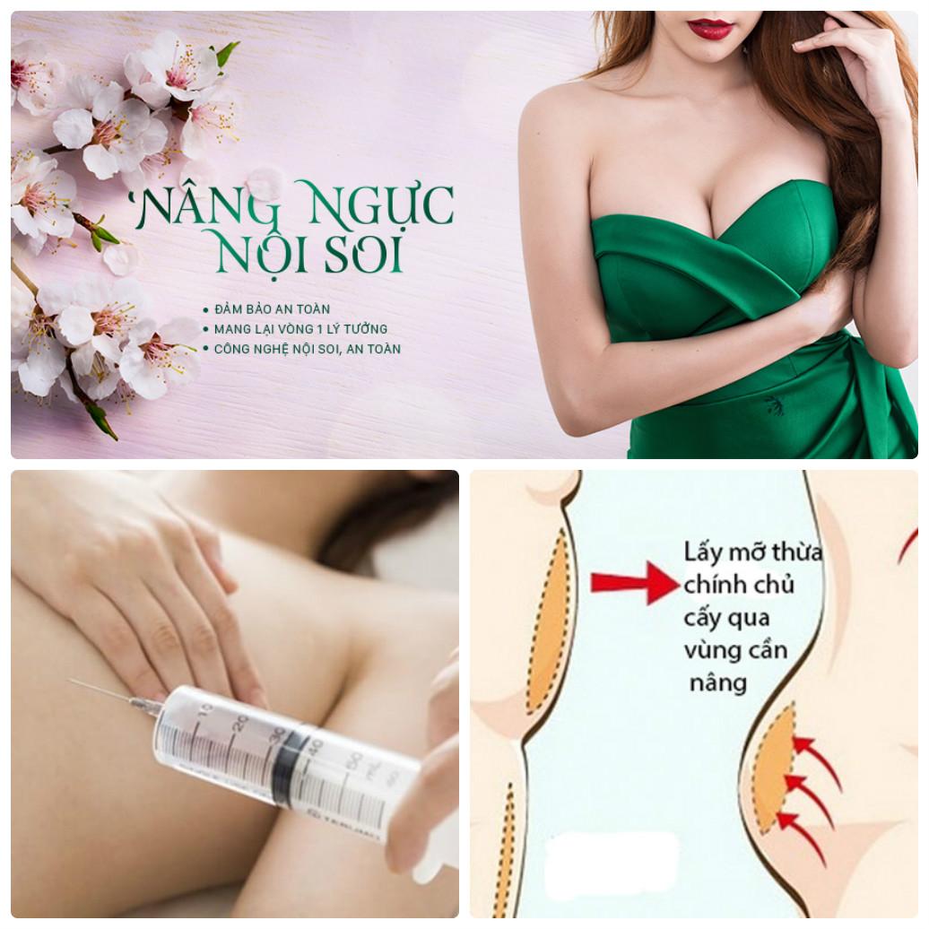 Có nhiều phương pháp nâng ngực công nghệ cao hiện nay