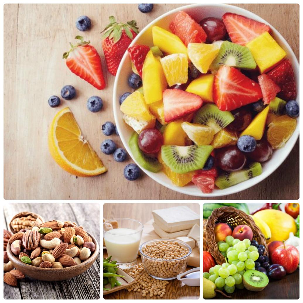 Đậu nành, trái cây, các loại hạt cũng tăng vòng 1 hiệu quả