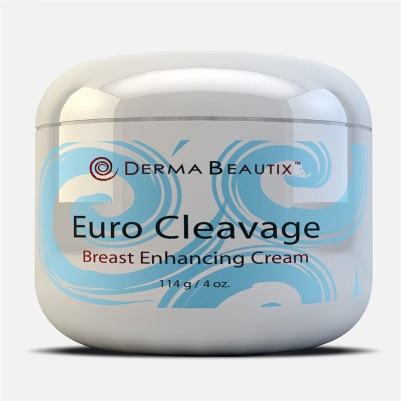Kem bôi nở ngực Euro Cleavag cũng rất dễ dàng sử dụng