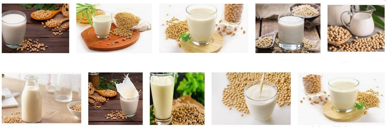 Uống sữa đậu nành thường xuyên để tăng size vòng 1 nhé