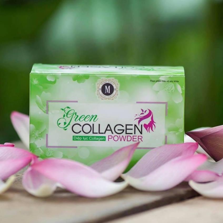 Sản phẩm Diệp Lục Collagen