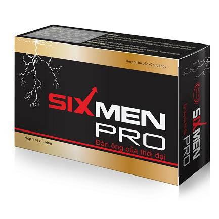 Sản phẩm Sixmen Pro