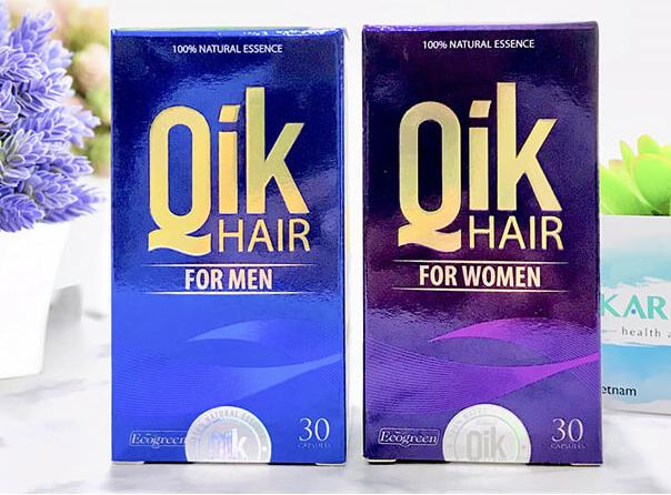 Sản phẩm Qik Hair